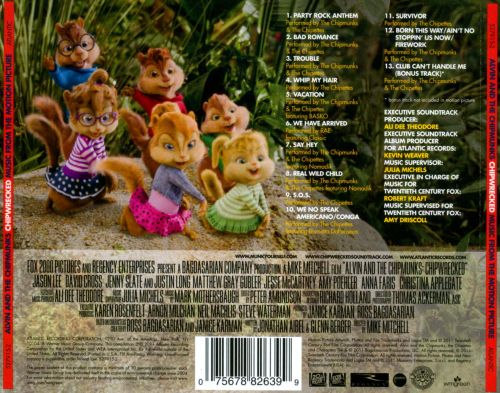 Alvin and the Chipmunks: Chipwrecked [Music from the Motion Picture]