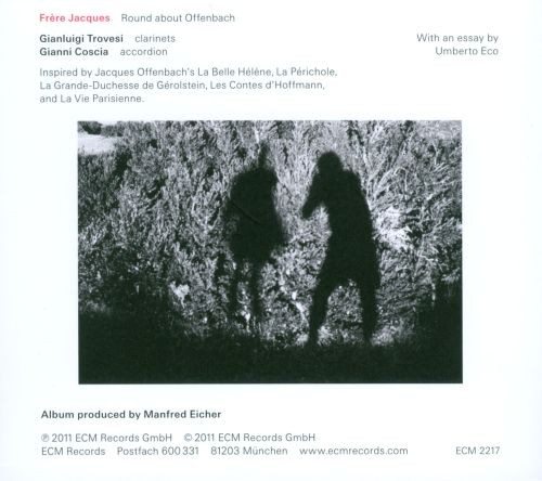 Frère Jacques: Round About Offenbach