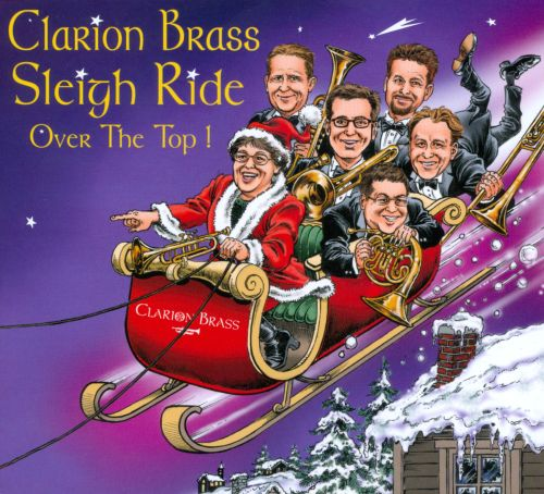 Sleigh Ride Over the Top