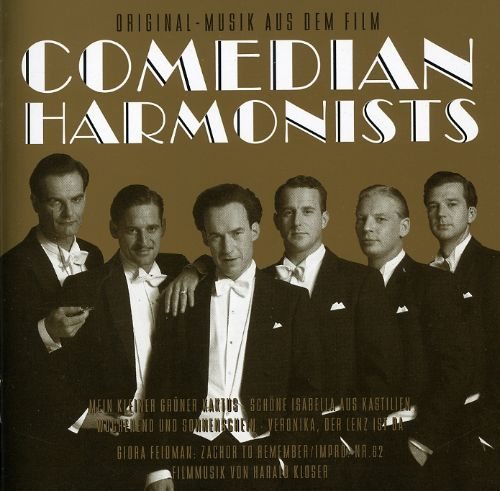 Maybe the strangest thing is when himmler (centre) started singing group the comedian harmonists with speer (ya)