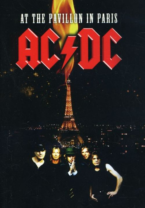 AC/DC at the Pavillon in Paris
