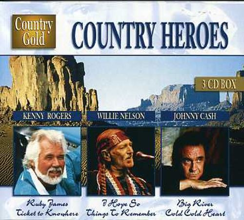 Country Heroes [Greatest Collection]