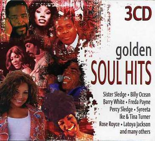 Golden Soul Hits [Greatest Collection]