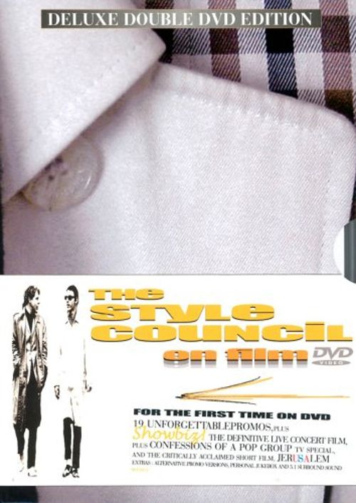 The Style Council on Film
