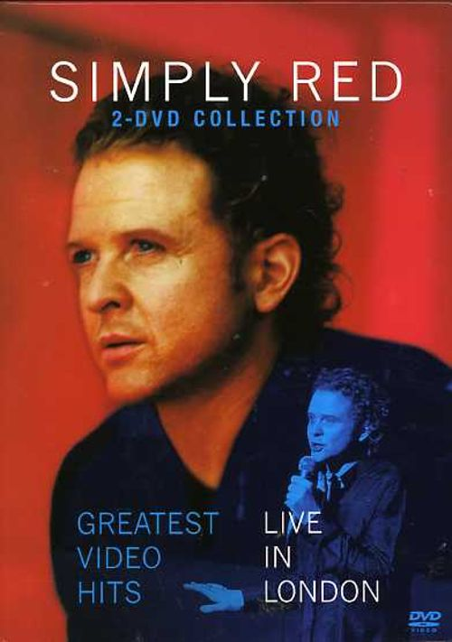 Simply red greatest video hits