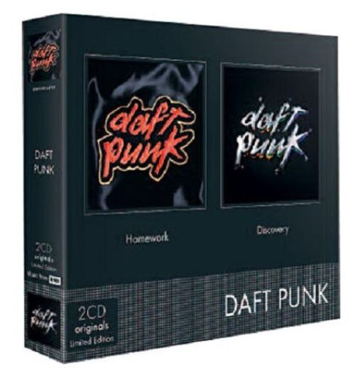 Daft punk homework allmusic reviews