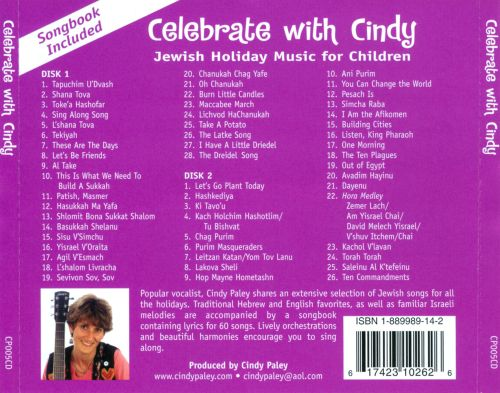 Celebrate With Cindy I & II