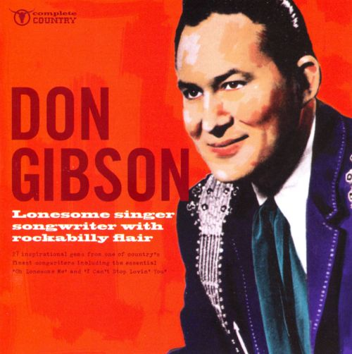 Don Gibson All My Love
