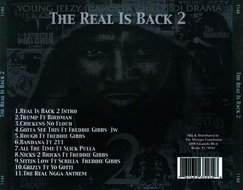 The Real Is Back, Vol. 2