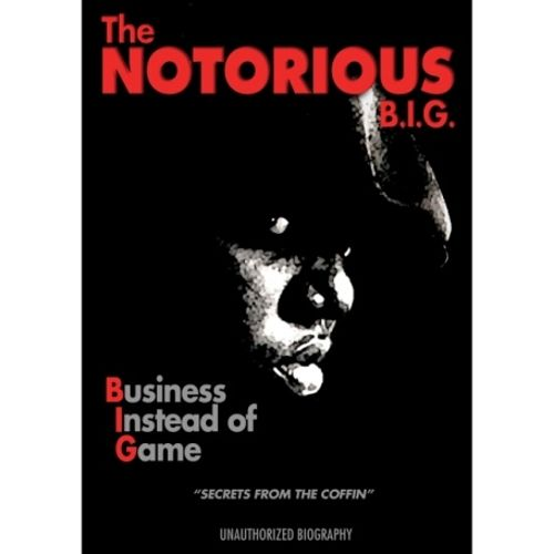 Business Instead of the Game [DVD]