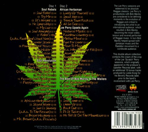 The Lee Perry Sessions