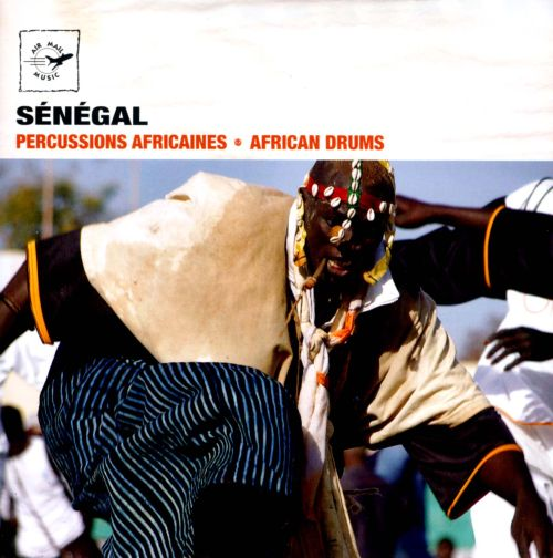 Senegal: African Drums