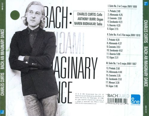 Bach: An Imaginary Dance