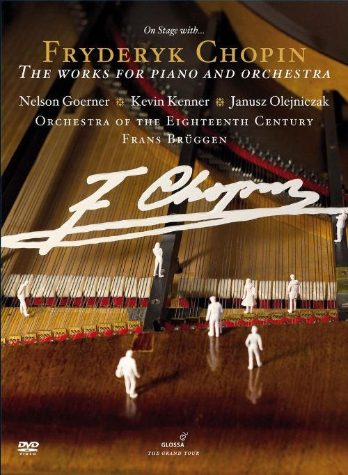 Fryderyk Chopin: The Works for Piano and Orchestra