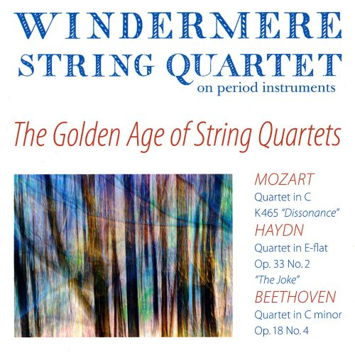 The Golden Age of String Quartets - Windermere String Quartet Songs, Reviews, Credits AllMusic