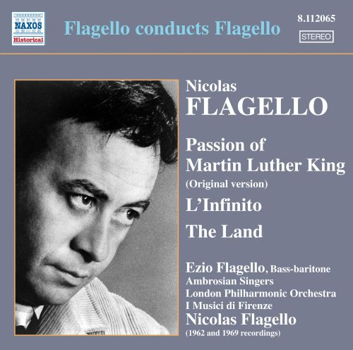 Nicolas Flagello: The Passion of Martin Luther King