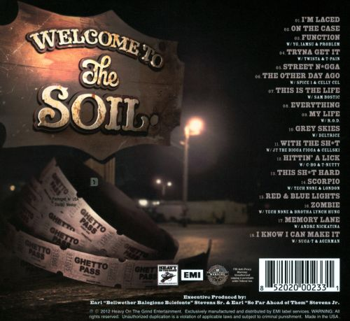 The Block Brochure: Welcome to the Soil, Pt. 2
