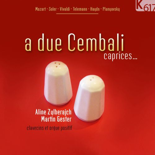 A Due Cembali: Caprices ...