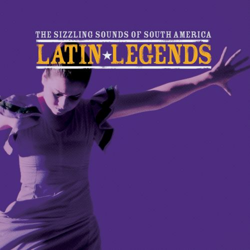 Latin Legends: The Sizzling Sounds