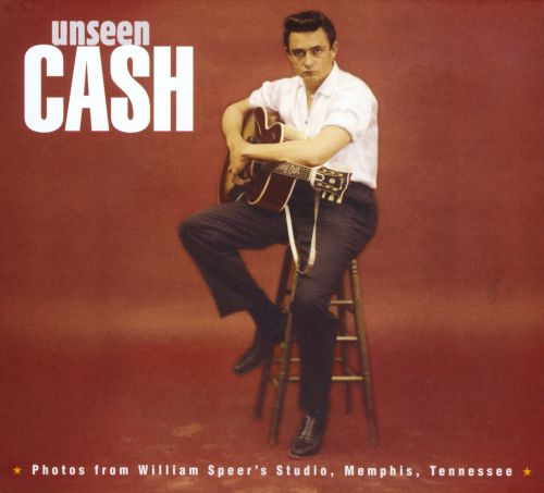 Unseen Cash: Photos From William Speer's Studio, Memphis, Tennessee