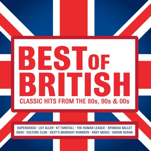 Best of british classic hits from the 80s 90s and 00s for Classic house albums 90s