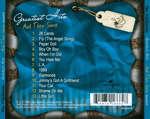 Greatest Hits... And Then Some
