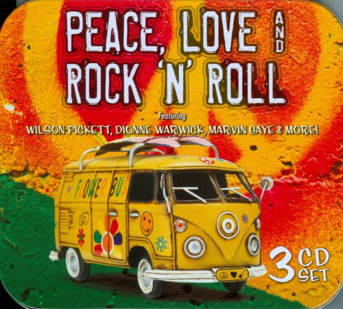 Peace, Love and Rock 'N' Roll