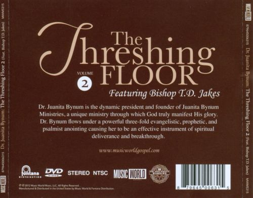The Threshing Floor, Vol. 2