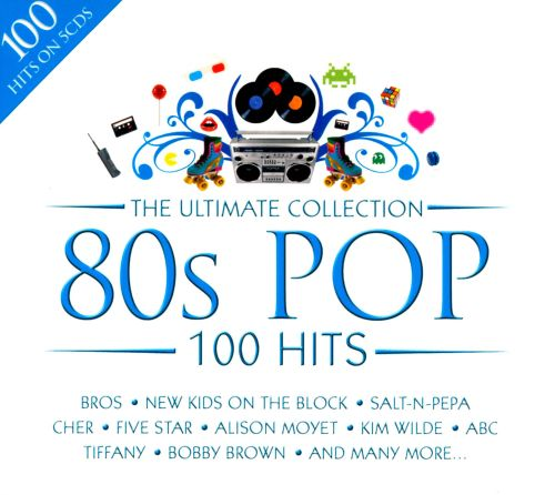 The Ultimate Collection: 80s Pop - 100 Hits