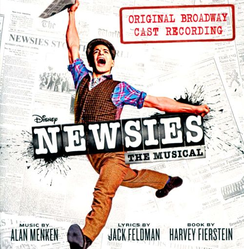 Newsies: the musical [sound recording]