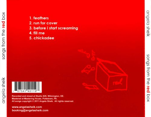 Songs From the Red Box