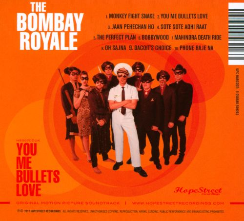 You Me Bullets Love