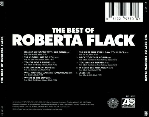 The Best of Roberta Flack