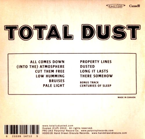 Total Dust
