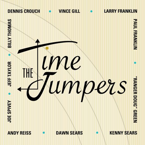 The Time Jumpers [sound recording]