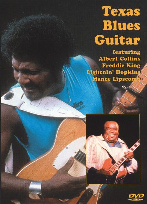Texas Blues Guitar [Video/DVD]