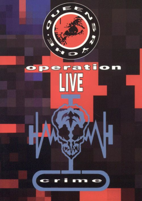 Operation: LIVEcrime [DVD]