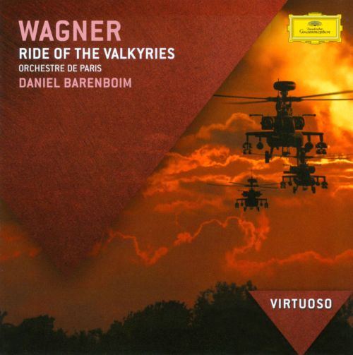richard wagner ride of the valkyries The ride of the valkyries (walkürenritt in german), is the popular term for the beginning of act iii for 2 pianos 8 hands (chevillard) complete score ( preview ).