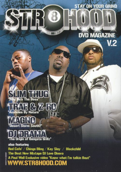 Str8hood DVD Magazine