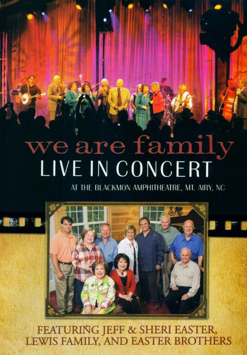 We Are Family [Daywind DVD]