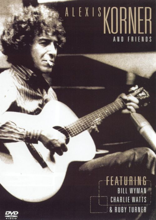 Alexis Korner and Friends [DVD]