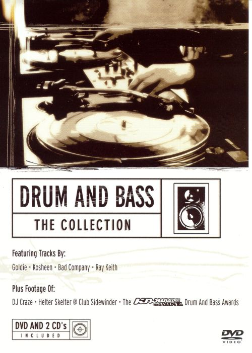 Drum and Bass Collection [DVD]