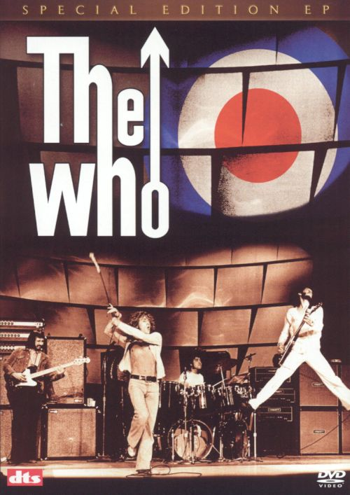 Who [DVD]