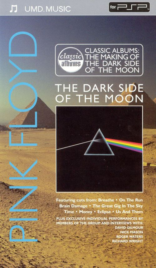 Classic albums pink floyd  the making of the dark side