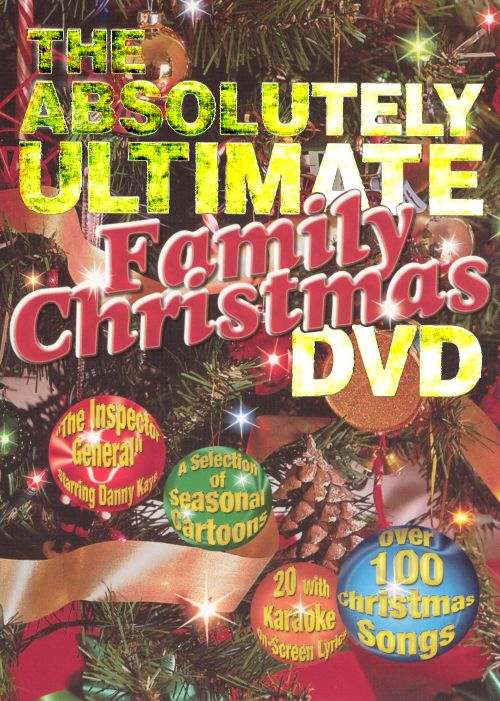 Absolutely Ultimate Family Christmas DVD