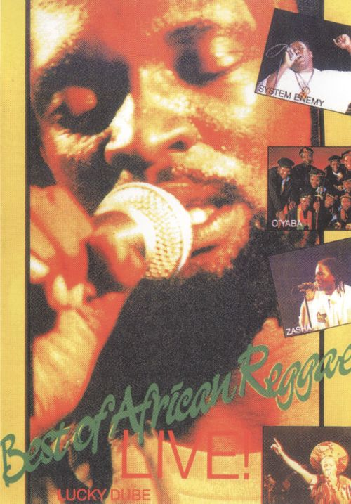 Best of African Reggae Live