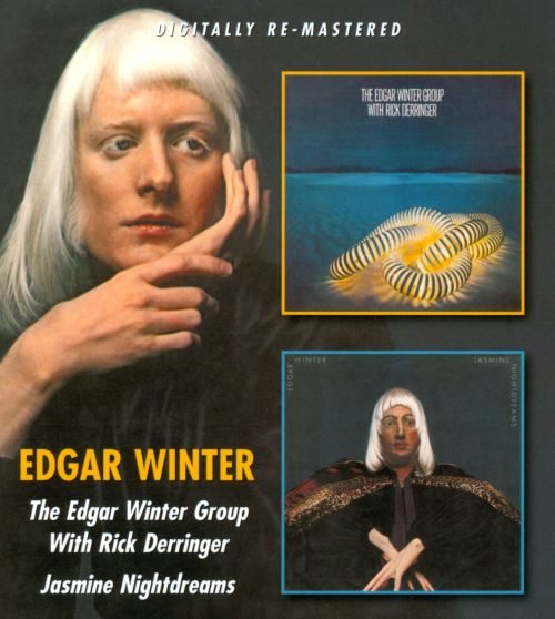 The Edgar Winter Group with Rick Derringer/Jasmine Nightdreams
