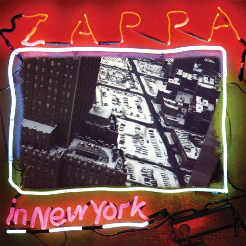 Zappa In New York Frank Zappa Songs Reviews Credits