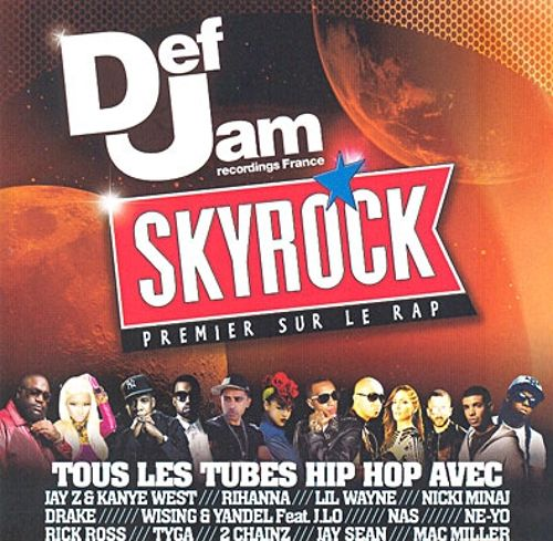 Various - Def Jam Unstoppable
