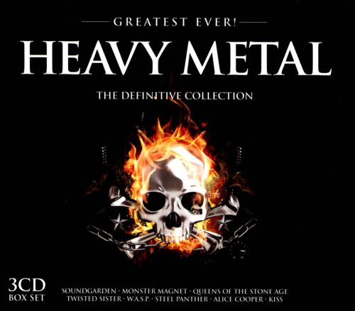 Greatest Ever!: Heavy Metal - Various Artists